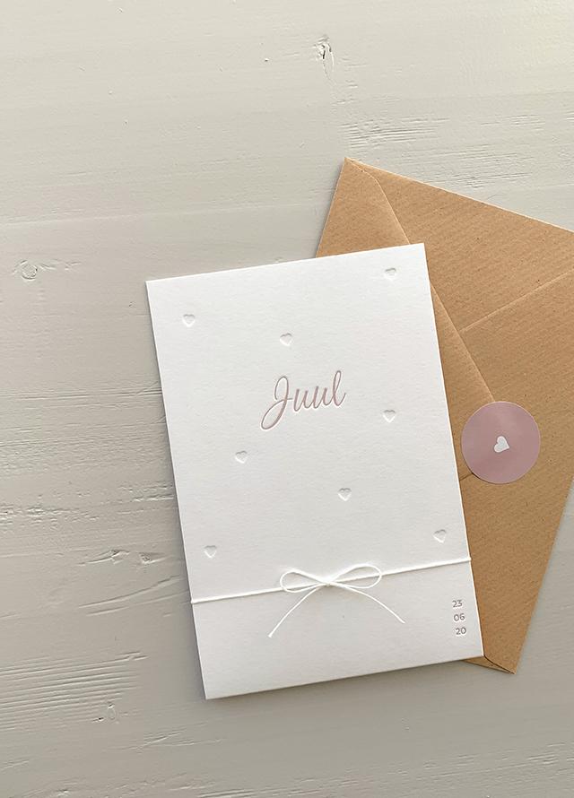 Proefkaartje Juul | Studio Moose