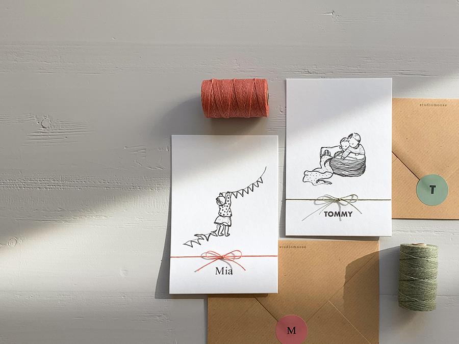 Moosecards loves | Studio Moose